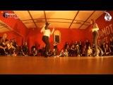 1/8 DANCEHALL 1x1 Liza & Firefox (win) BOMBA RASTA WEEKEND