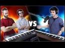 EPIC PIANO BATTLE - Frank Zach vs. Marcus Veltri