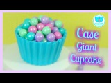 Case for Giant Cupcake | How to Make Giant Cupcake Shell Basics 5 | Sweet Maniacs 💜