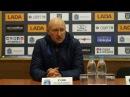 Рустем Хузин после матча с «Волгой»