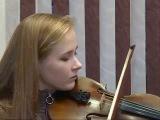 Костромичка Алиса Вайсман пополнила юношеский оркестр Юрия Башмета