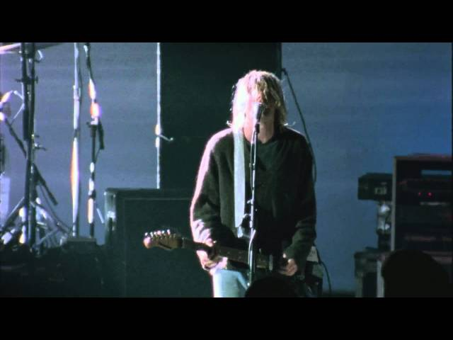 Nirvana - Smells Like Teen Spirit (Live At The Paramount 1991) (1080p)