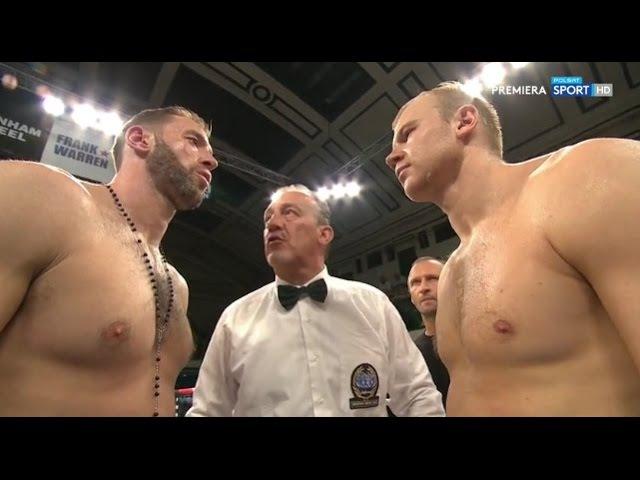 Бой Дмитрий Кучер vs Энцо Маккаринелли. Полный бой.