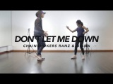 The Chainsmokers - Don't Let Me Down Dance Choreography Ranz &amp Niana