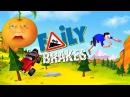 Машинки без тормозов Faily Brakes игра мультик про машинки веселое видео для детей