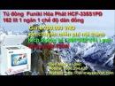 Tủ đông Hòa Phát HCF 335S1PĐ 162Lít Dàn Đồng chính hãng giá rẻ nhất
