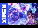 JJBA Part 3 - Stardust Crusaders Simpsonill Remix