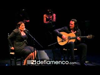 Montse Cortés, - por Bulería