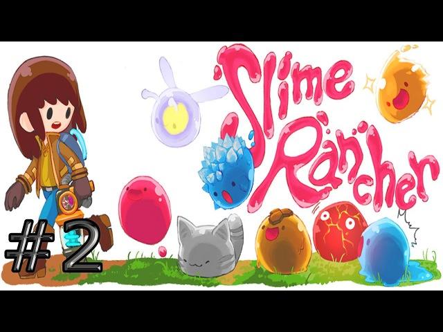 Прохождение Slime Rancher 2