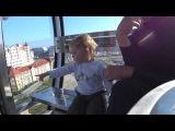 Колесо обозрения рядом с Сочи-Парком за отдельную плату! Путешествия с ребенком