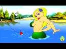 Смешные мультики про Рыбака и Русалку funny cartoons for adults