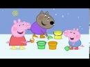 Peppa Pig Season 3 Episode 30 in English - Sun, Sea and Snow