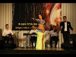 Maria Melek & ensemble Khayam, Alf leyla wa leyla