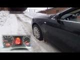 Audi A6 C6 Quattro работа полного привода #Audi #A6 #полный привод #ауди