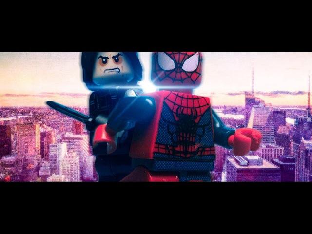 Lego Ultimate Spider-man:Winter Soldier|Лего Совершенный Человек-паук:Зимний Солдат