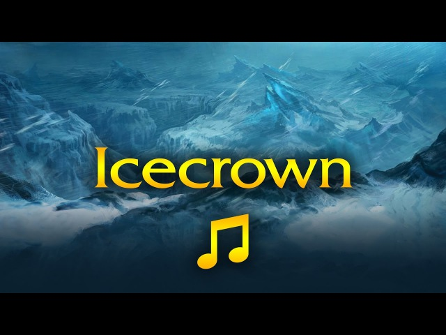 World of Warcraft - Music Ambience - Icecrown and ICC Dungeons