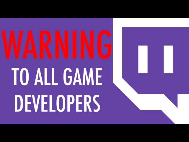 🌸 A Warning To All Game Developers 🌸