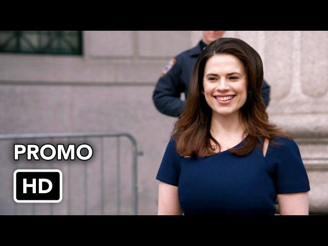 Conviction (ABC) Interrogate, Investigate, Exonerate Promo HD