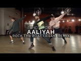 Aaliyah - Rock The Boat (Jelani Remix)  Alex Fetbroth Choreography  DanceOn Class