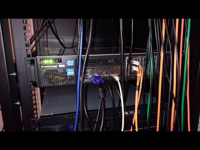 Стёбная сборка сетевого маршрутизатора на pfsense