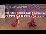Anna Zvereva & Natalia Rudometkina WDO 2016/ DANCE QUEEN by Olesya Pisarenko