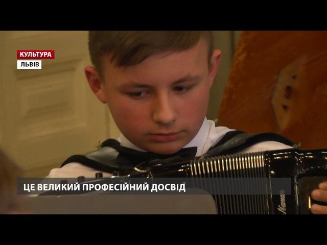У рідному коледжі Оксани Линів започаткували унікальний конкурс диригентів