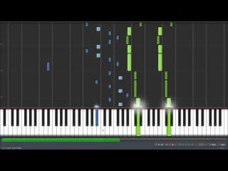 Saint-Saëns/Franz Liszt - Danse macabre solo piano