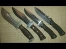 BONECRUSHERS. Ножи кузницы М.Ю.Семина. Общие впечатления