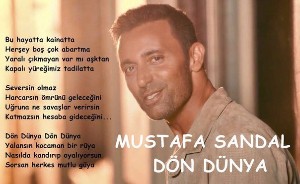 Mustafa Sandal - Don Dunya (2016)