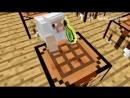 Minecraft Мультики - Школа монстров: Животный Крафт (Майнкрафт Анимация)