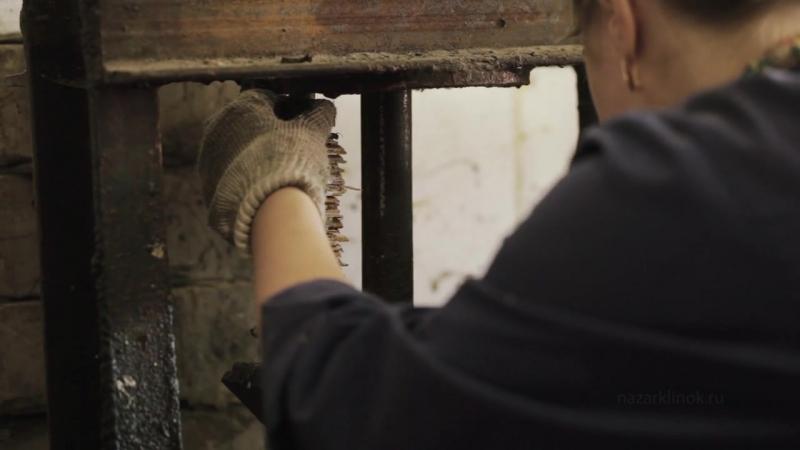 Изготовление рукояти из бересты