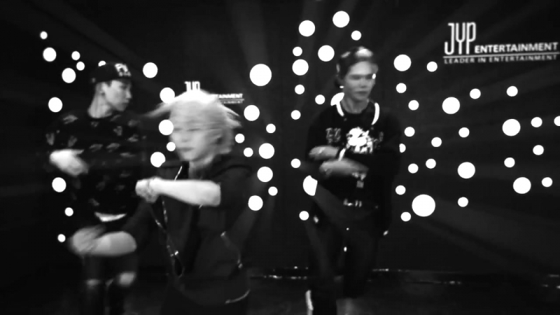 [Видео] 141204 Beyonce - Yonce Choreography by Kyle Hanagami (Версия Мин) [VK]