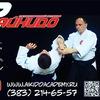 12 международный семинар Айкидо 28 - 30.04.17