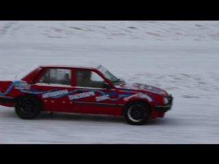 Урок экстремального вождения в зимний период