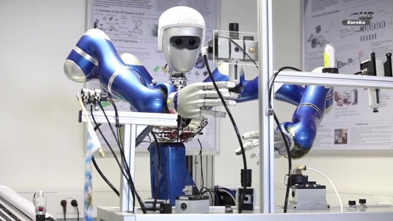 Роботы наступают 4 серия.