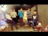 KARAOKE RapMonster, Jungkook (BTS), JoKwon (2AM), JooHee(8EIGHT), Lim Jeong Hee - Perfect Christmas (рус. саб)