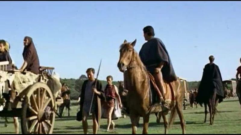 1964 - Месть Спартака / La vendetta di Spartacus (sub)