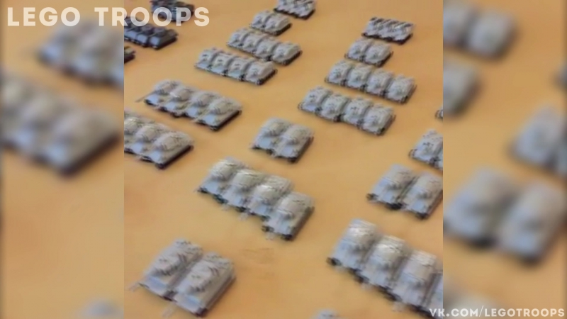 Коллекция мини-танков от brickmania » Freewka.com - Смотреть онлайн в хорощем качестве
