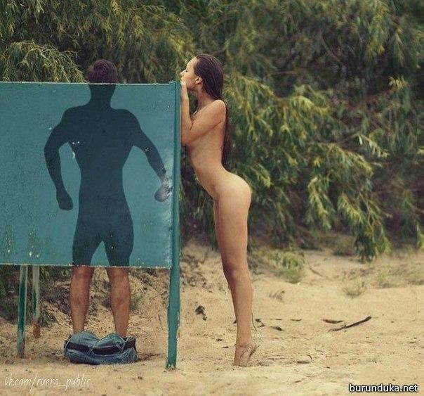 Free nude flashing video