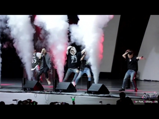 [FANCAM:PERF] 160928 B.A.P - That's My Jam @ «Cheonan World Dance Festival 2016»