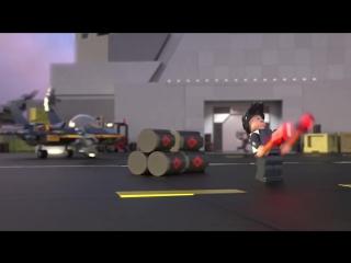 Мстители общий сбор Лего 720р