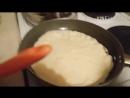 Как приготовить блины сырные на масленицу