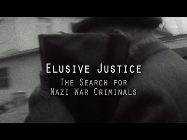 Elusive Justice - The Search For Nazi War Criminals - Video Dailymotion
