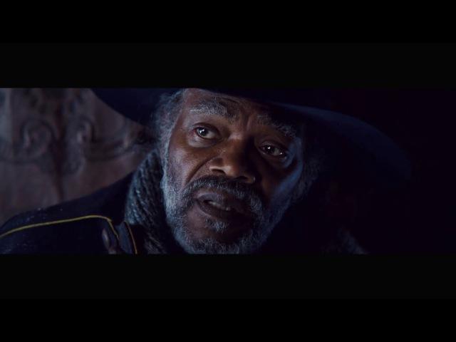 Омерзительная восьмерка 2015 The Hateful Eight Фильм в HD