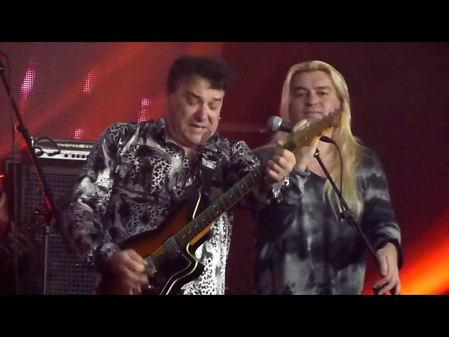 The Red Elvises feat. Балу - Don't Crucify Me (live in St Petersburg @ Aurora 2016)