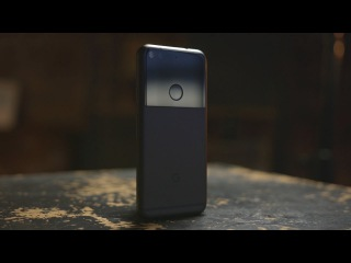 Распаковка Google Pixel и первый обзор