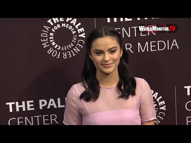 Camila Mendes Riverdale Screening 2017 PaleyLive LA