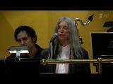 Легенда американского рока Патти Смит выступила навручении Нобелевских преми ...