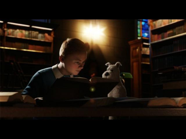 Видео к мультфильму «Приключения Тинтина: Тайна Единорога» (2011): Международный т...
