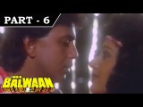 Main Balwaan [ 1986 ] - Hindi Movie In Part - 6 / 14 - Dharmendra - Mithun Chakraborty